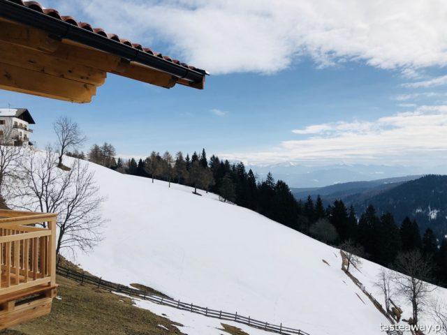 magiczne miejsca, magiczne miejsca we Włoszech, Południowy Tyrol, farmy Poludniowego Tyrolu, Fie Allo Sciliar, Gallo Rosso, Roter Hahn, Oberfahrerhof, San Genesio