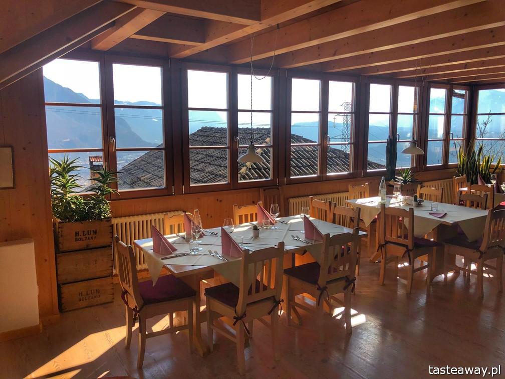 magiczne miejsca, magiczne miejsca we Włoszech, Południowy Tyrol, farmy Poludniowego Tyrolu, Fie Allo Sciliar, Gallo Rosso, Roter Hahn, Bolzano, Fohrner, tortelli di patate