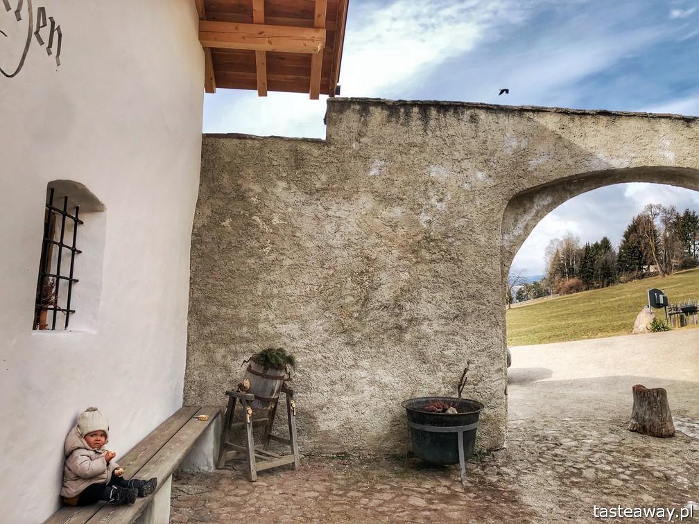 magiczne miejsca, magiczne miejsca we Włoszech, Południowy Tyrol, farmy Poludniowego Tyrolu, Fie Allo Sciliar, Gallo Rosso, Roter Hahn, Bolzano, Wernerhof