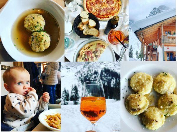 Hotel Heubad, Fie Allo Sciliar, gdzie jeść w Południowym Tyrolu, najlepsze restauracje Południowego Tyrolu, gnocchi