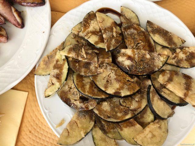 Hiszpania, Andaluzja, co jeść w Hiszpanii, co jeść w Andaluzji, hiszpańśkie tapas, bakłażan, berenjenas con miel
