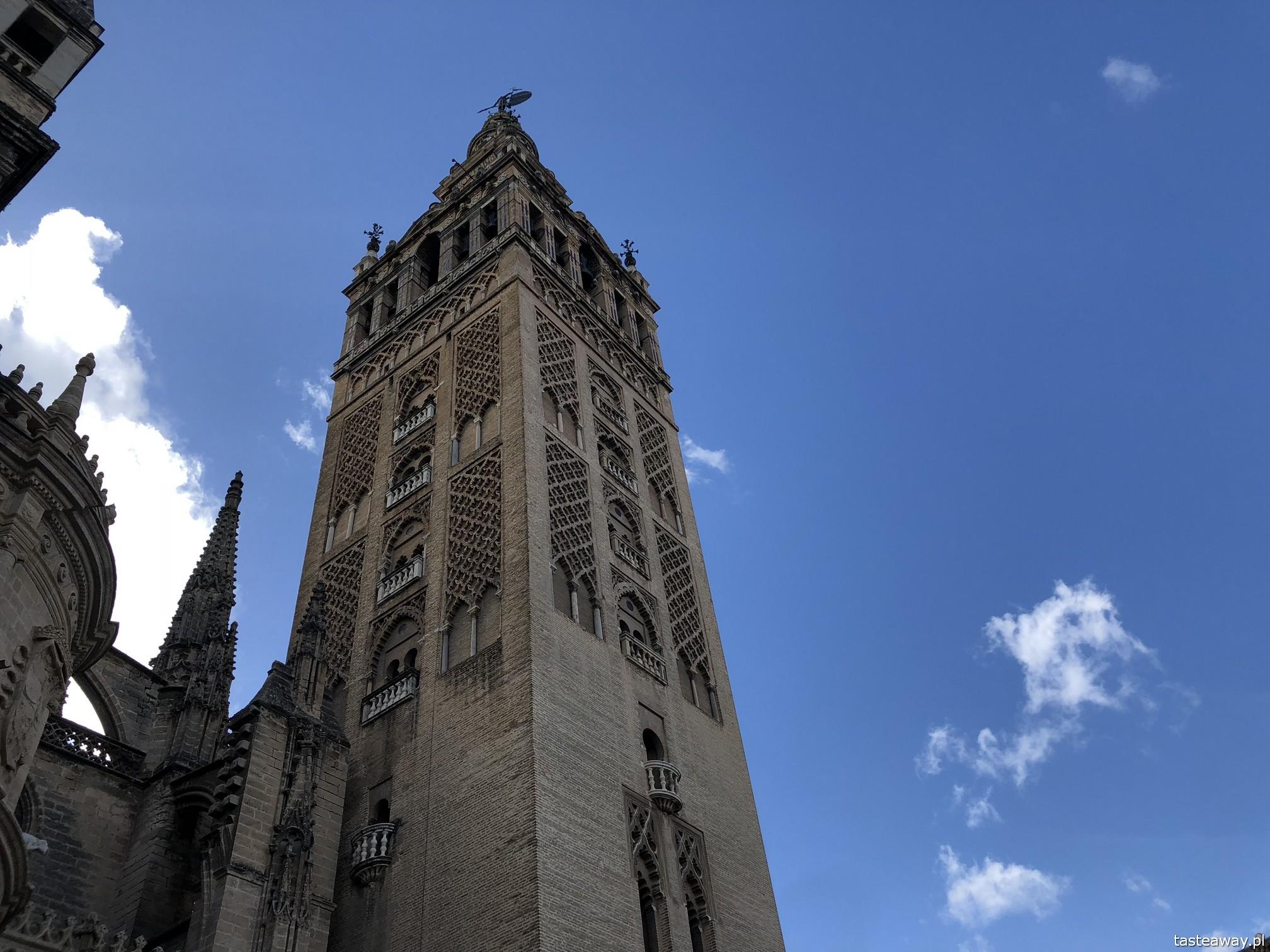 Sewilla, Sevilla, co zobaczyć w Sewilli, Sevilla w jeden dzień, Andaluzja, miasta Hiszpanii, spacer po Sevilli, Torre del Oro, Giralda