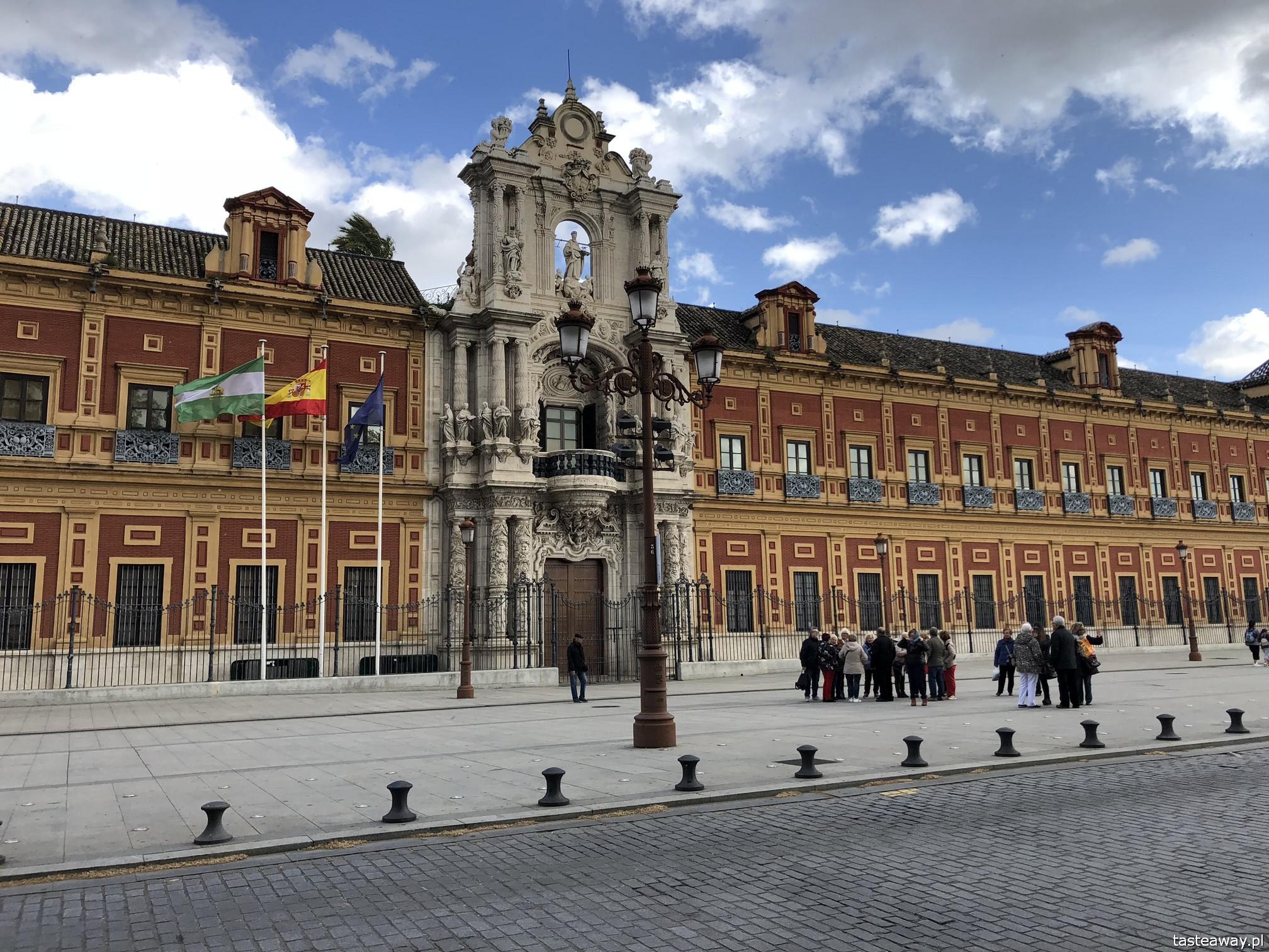 Sewilla, Sevilla, co zobaczyć w Sewilli, Sevilla w jeden dzień, Andaluzja, miasta Hiszpanii, spacer po Sevilli