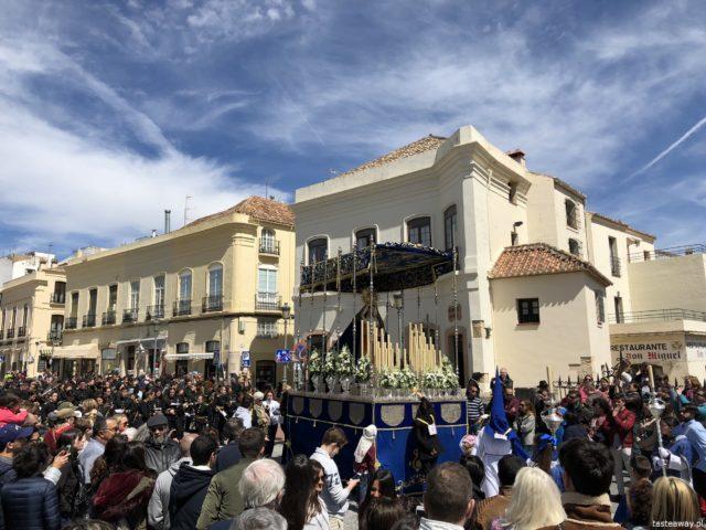 Andaluzja, Ronda, Hiszpania, co zobaczyć w Andaluzji, najpiękniejsze miejsca w Andaluzji, Semana Santa, Semana Santa w Andaluzji