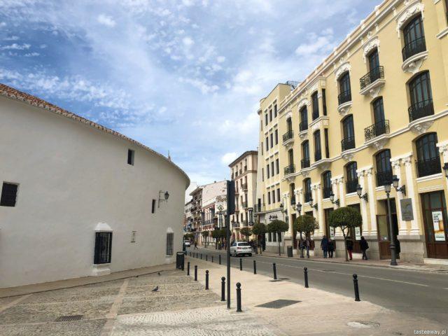Andaluzja, Ronda, Hiszpania, co zobaczyć w Andaluzji, najpiękniejsze miejsca w Andaluzji, Carrera Espinel, co zobaczyć w Rondzie, Plaza de Toros w Rondzie