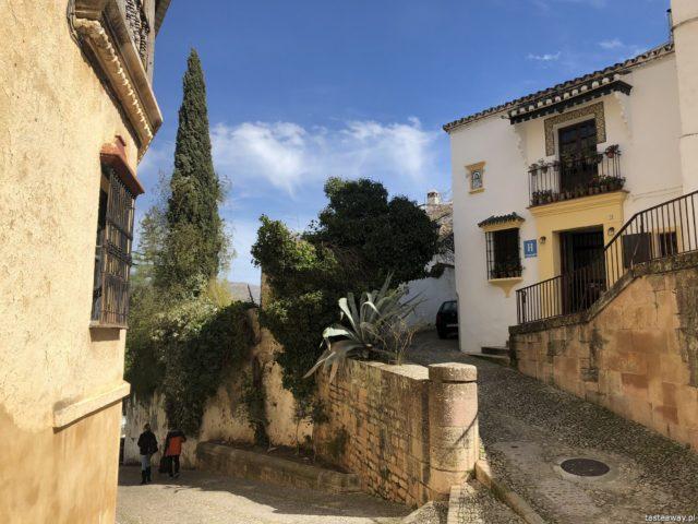 Andaluzja, Ronda, Hiszpania, co zobaczyć w Andaluzji, najpiękniejsze miejsca w Andaluzji, Carrera Espinel, co zobaczyć w Rondzie, Casa del Rey Moro,