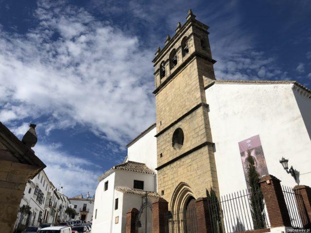 Andaluzja, Ronda, Hiszpania, co zobaczyć w Andaluzji, najpiękniejsze miejsca w Andaluzji, Carrera Espinel, co zobaczyć w Rondzie, Casa del Rey Moro, Iglesia