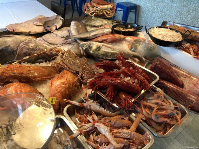 Hiszpania, Andaluzja, hiszpańska kuchnia, gdzie jeść w Andaluzji, Fuengirola restauracje, Costa del Sol restauracje, Los Marinos San Jose