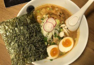 Mikoya, ramen, gdzie na ramen, gdzie na ramen w Poznaniu, kuchnia japońska, gdzie jeść w Poznaniu