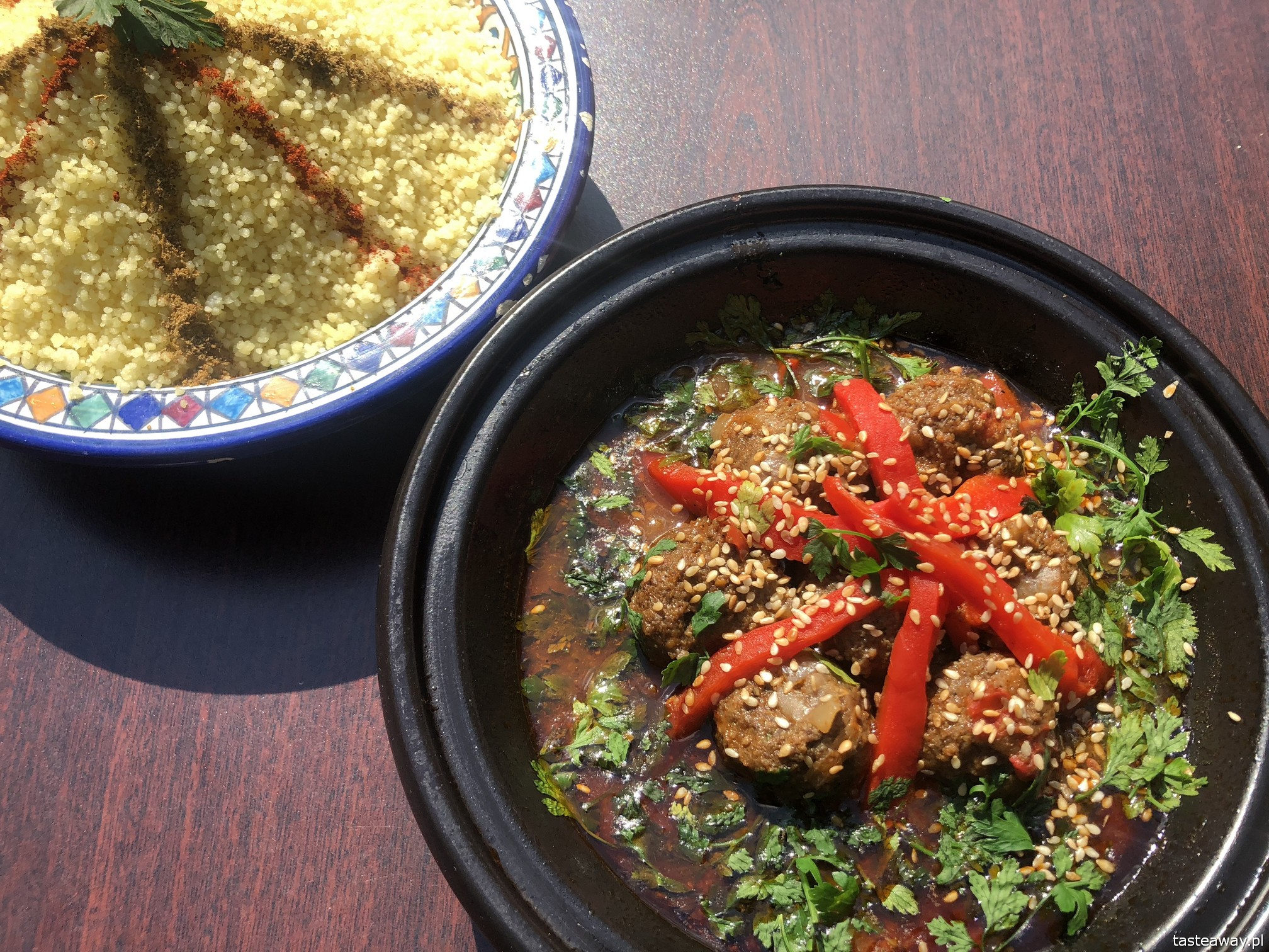 Ukryte Perełki Kuchnia Marokańska W Maghreb