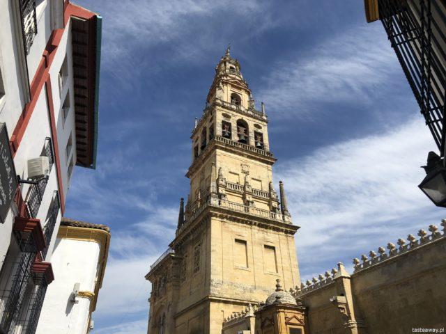 Kordoba, co zobaczyć w Kordobie, Cordoba, Andaluzja, co zobaczyć w Andaluzji, Andaluzja, La Mezquita, Torre Campanario