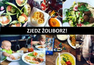 zjeść Żoliborz, gdzie jeść na Żoliborzu, najlepsze restauracje na Żoliborzu