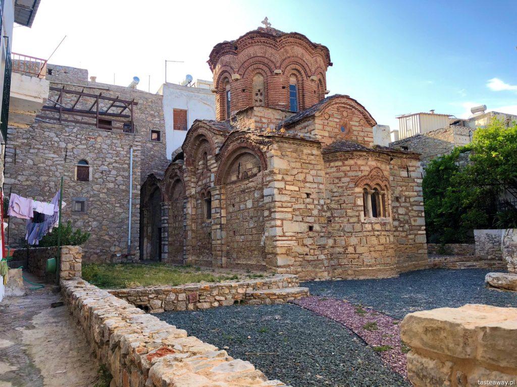 Pyrgi, Grecja, najpiękniejsze miasteczka na Chios, najpiękniejsze miasteczka w Grecji, Chios, co zobaczyć na Chios