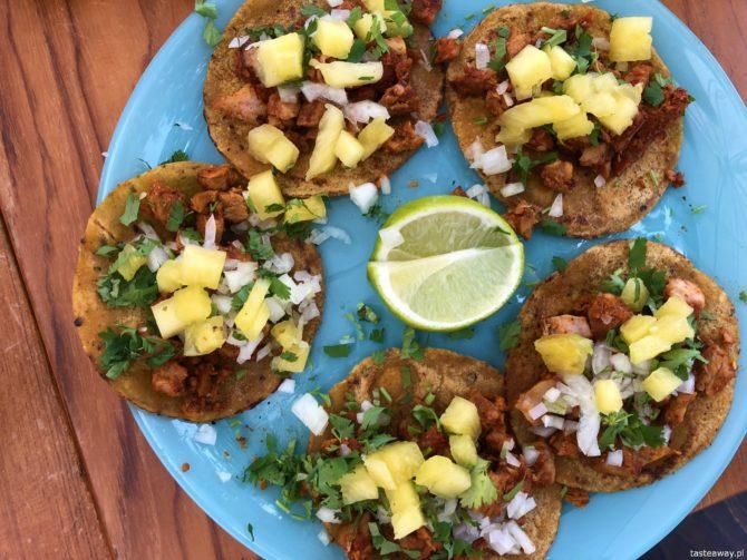 La Catrina, kuchnia meksykańska, gdzie na meksykańskie, tacos, quesadilla, Saska Kępa, tacos al pastor