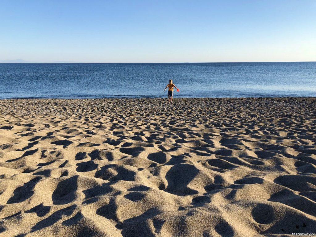 Lesbos, co zobaczyć na Lesbos, Lesbos czy warto, Grecja, wakacje w Grecji, którą grecką wyspę wybrać, plaże na Lesbos, Skala Eresou, Erresos