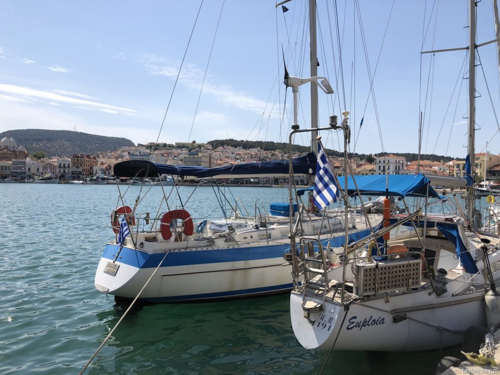 Lesbos, co zobaczyć na Lesbos, Lesbos czy warto, Grecja, wakacje w Grecji, którą grecką wyspę wybrać, Mytilini, stolica Lesbos