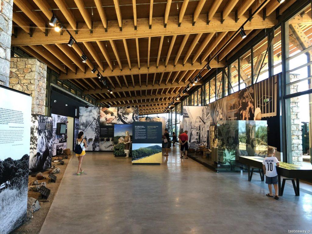 Chios, co zobaczyć na Chios, greckie wyspy, którą grecką wyspę wybrać, Grecja, Chios Mastic Museum, mastic villages, Mastichochoria
