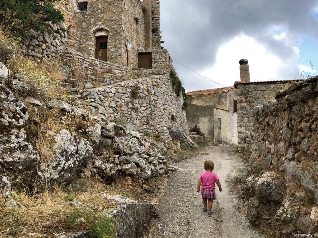 Chios, co zobaczyć na Chios, greckie wyspy, którą grecką wyspę wybrać, Grecja, Anavatos