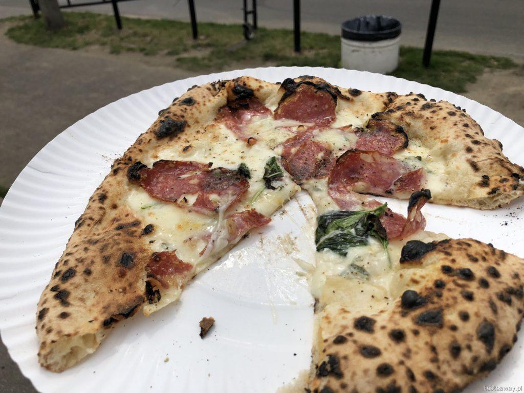 pizza, gdzie na pizzę, pizza w Warszawie, pizza neapolitańska, Dwa Osiem, pizza nad Wisłą, najlepsza pizza w Warszawie, Piccante