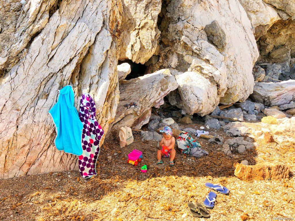 Chios, co zobaczyć na Chios, greckie wyspy, którą grecką wyspę wybrać, Grecja, Vroulidia Beach