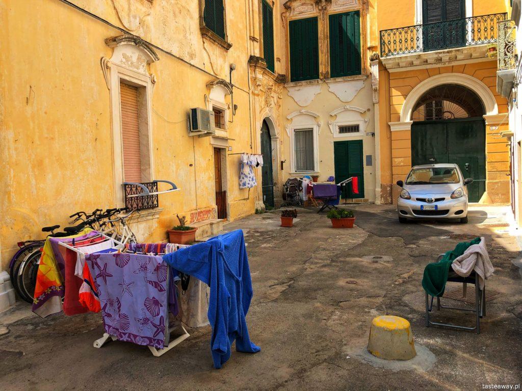 Gallipoli, południe Włoch, Apulia, co robić w Apulii, co zobaczyć w Gallipoli