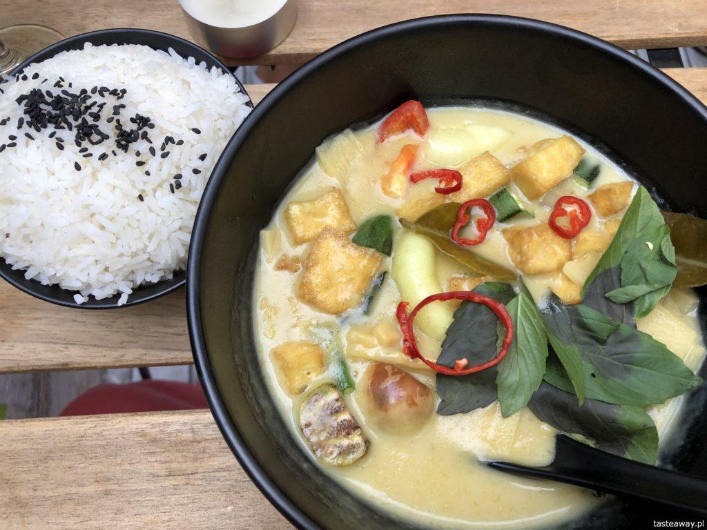tajskie, Pumpui thai food, tajska kuchnia