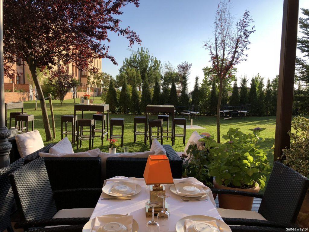 Segovia, Segovia w kilka godzin, 1 dzień w Segovii, gdzie spać w Segovii, Hotel Candido