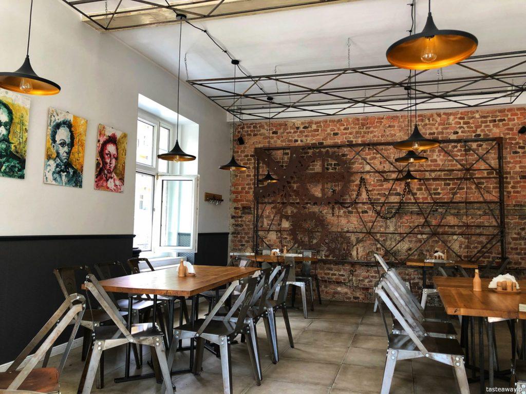 zachwyty, tydzień z Tasteaway, co zjeść w Katowicach, Katowice,kulebele, Żurownia