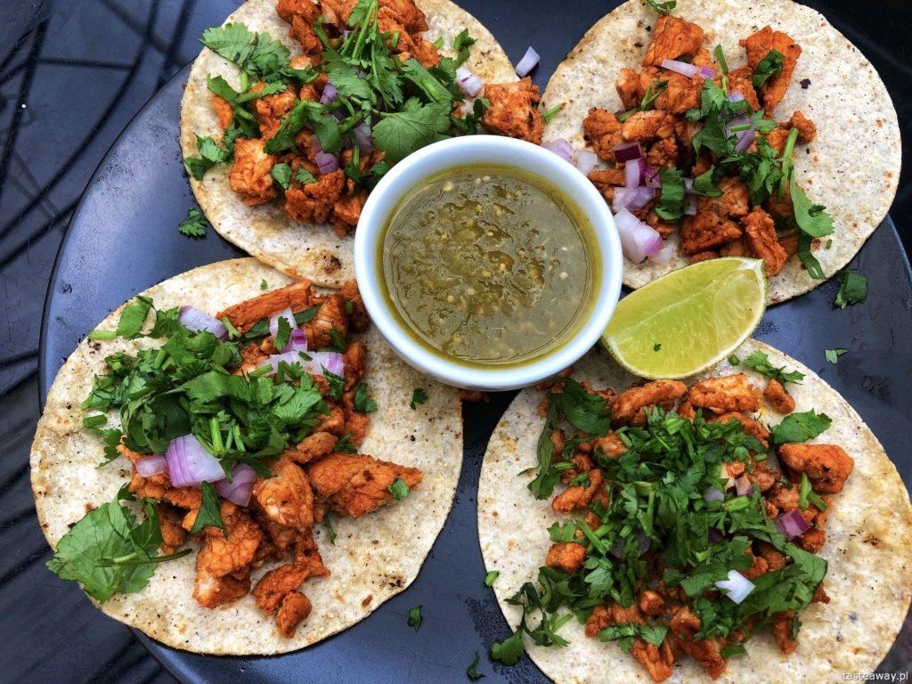tacos, Maria Kolendra