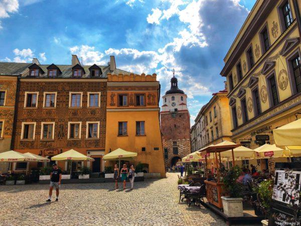 Lublin, weekend w Lublinie, co zobaczyć w Lublinie, starówka w Lublinie, stare miasto w Lublinie,