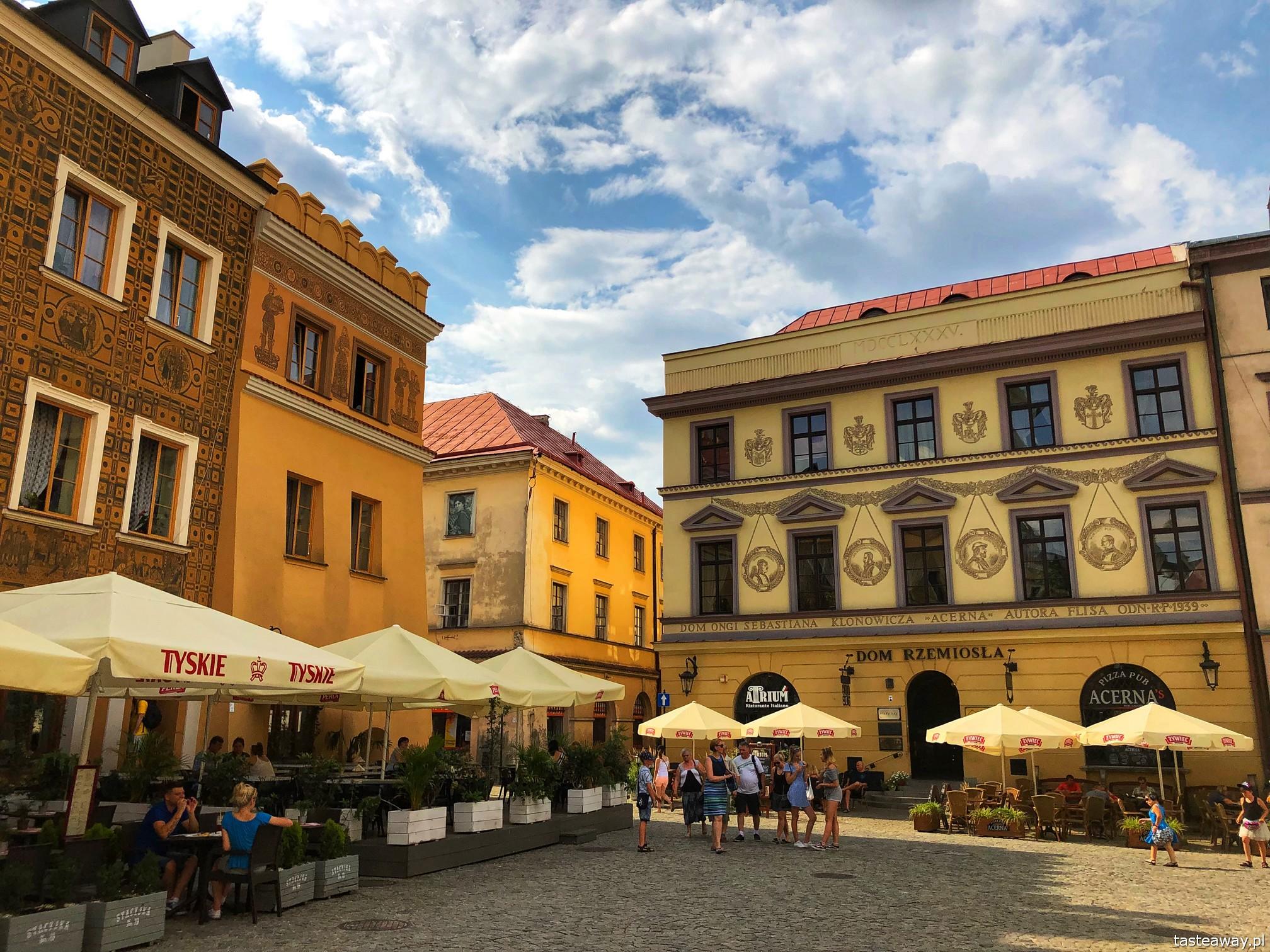 Lublin, weekend w Lublinie, co zobaczyć w Lublinie, starówka w Lublinie, stare miasto w Lublinie