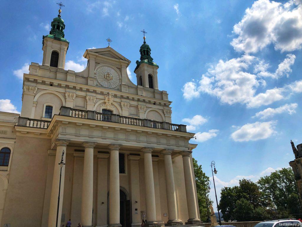Lublin, weekend w Lublinie, co zobaczyć w Lublinie, starówka w Lublinie, stare miasto w Lublinie, katedra, archikatedra w Lublinie