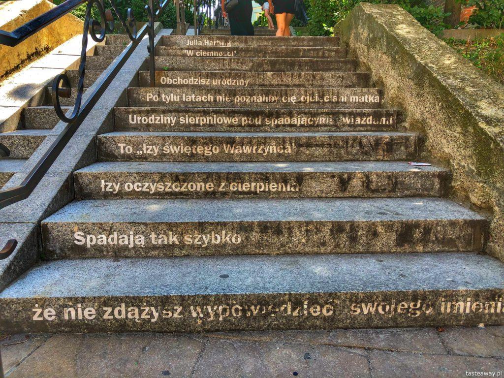 Lublin, weekend w Lublinie, co zobaczyć w Lublinie, starówka w Lublinie, stare miasto w Lublinie, miasto poezji, Zaułek Hartwigów