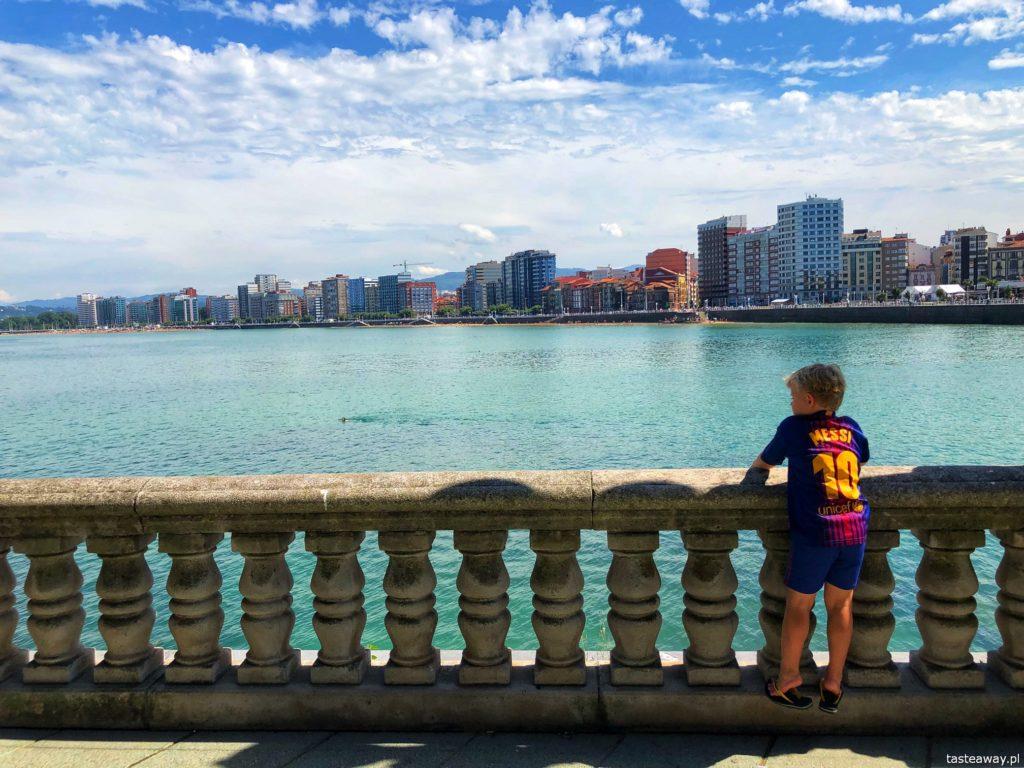 Hiszpania, co zobaczyć w Hiszpanii, Asturias, Gijon