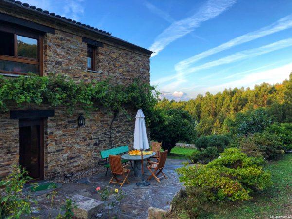 Hiszpania, Galicia, Galicja, bajkowy dom w Galicji, gdzie mieszkać, najlepsze noclegi z Airbnb