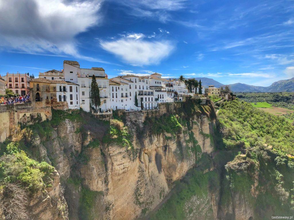 gdzie pojechać jesienią, najlepsze kierunki na jesień, podróże jesienią, podróże z dzieckiem, Hiszpania jesienią, Andaluzja jesienią, Ronda