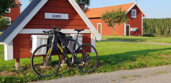 Szwecja, weekend w Szwecji, co robić w Szwecji, męski weekend, męski wypad, pomysł na męski wypad, Szwecja rowerem, Szwecja na ryby, dom w Szwecji