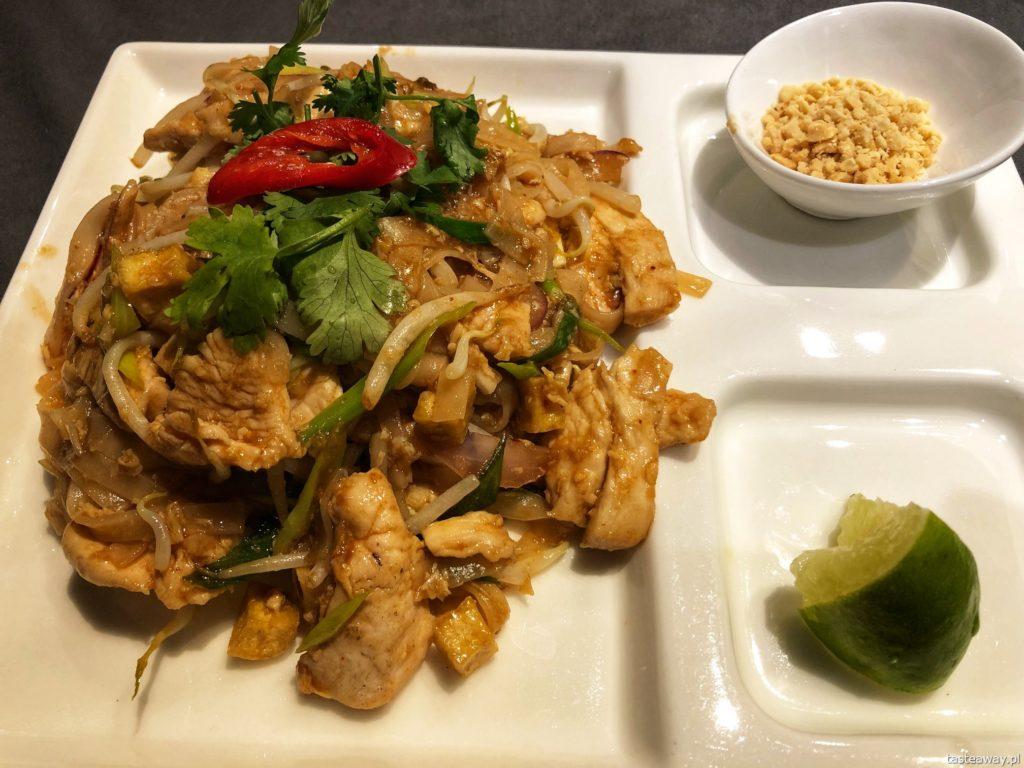 gdzie na tajskie, najlepsze tajskie restauracje w Warszawie, Basil & Lime, tydzień z tasteaway