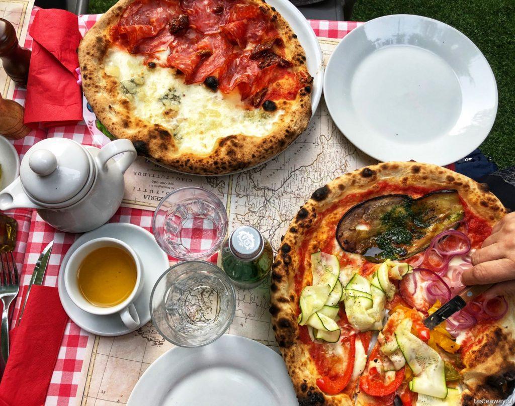 pizza, gdzie na pizzę, Warszawa, Ciao a Tutii, Ciao a Tutti Due