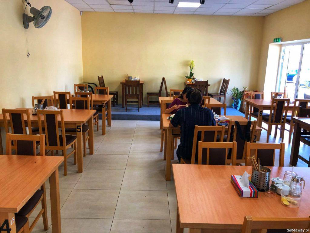 Pho Mai Hien, Bakalarska, gdzie jeść na Bakalarskiej, gdzie na pho, gdzie na bun cha, kuchnia wietnamska w Warszawie