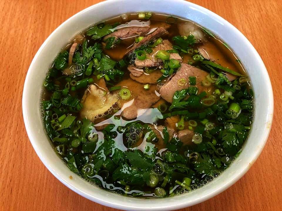 Pho Mai Hien, Bakalarska, gdzie jeść na Bakalarskiej, gdzie na pho, gdzie na bun cha, kuchnia wietnamska w Warszawie, pho bo
