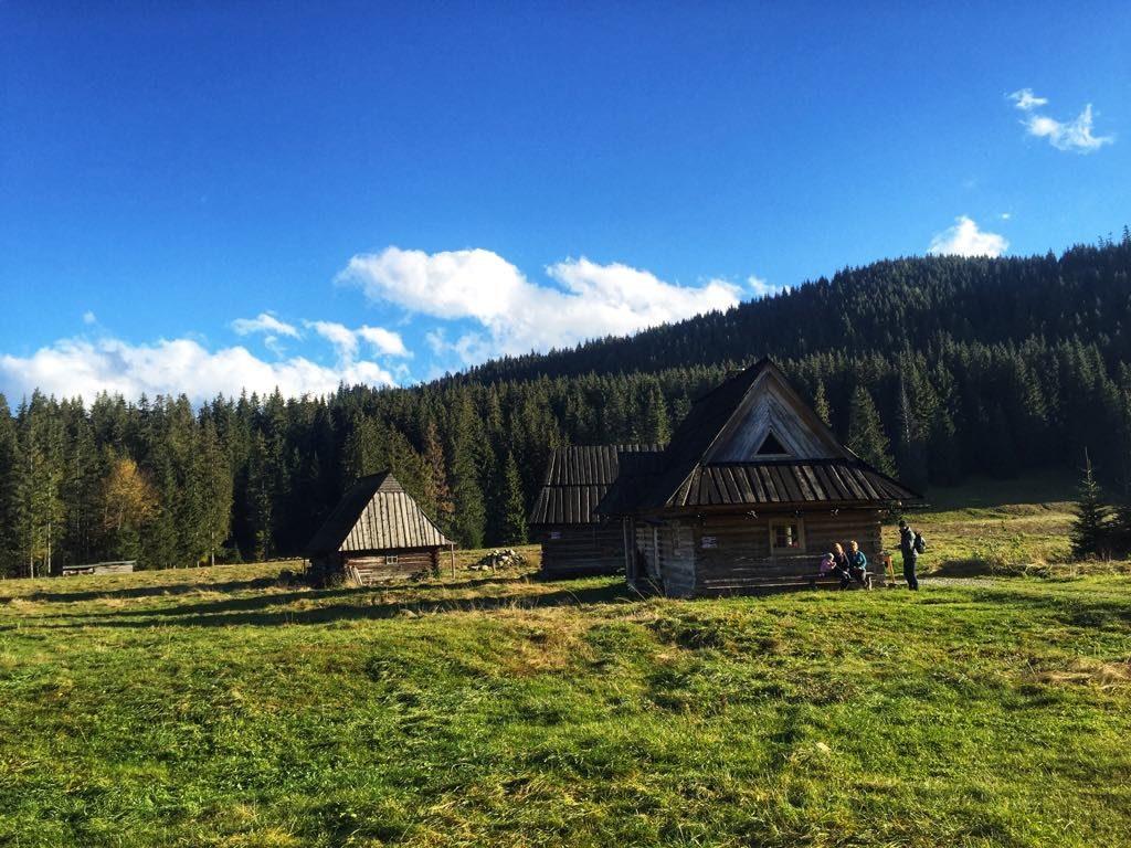 góry, dom w górach, Tatry, konkurs Almette, Almette, dom za miastem