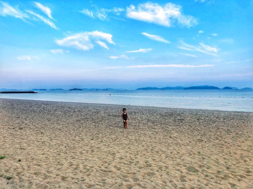 Hokkaido plażowanie