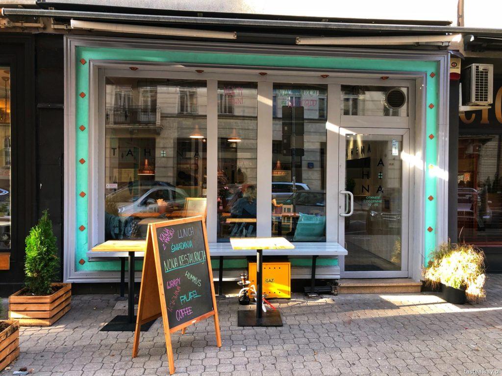 Tahina Wilcza, gdzie na falafele, kuchnia arabska, arabski street food