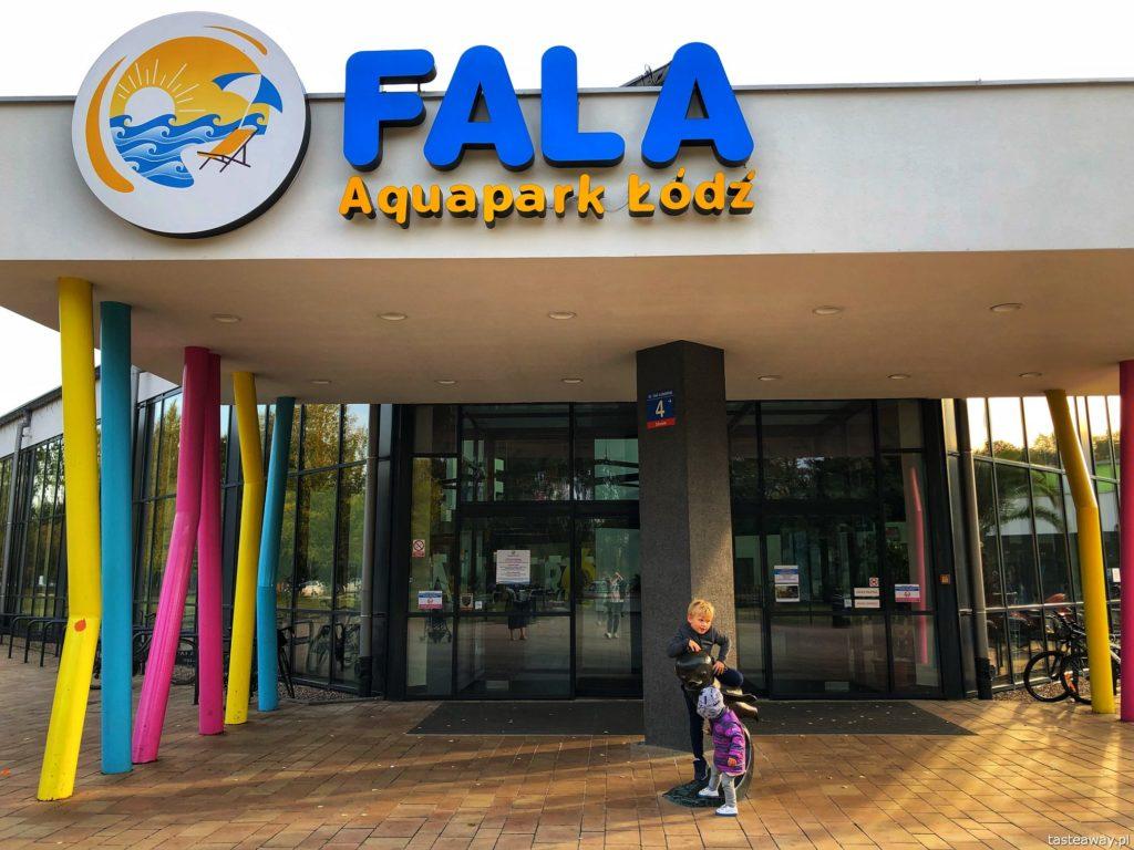 Łodź, co robić w Łodzi, co zobaczyć w Łodzi, Łódź z dziećmi, PIK POK, ŁÓDŹ BAJKOWA, aquapark Fala
