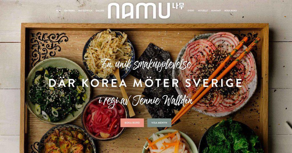podsumowanie tygodnia, tydzień z Tasteaway, Malmo, gdzie jeść w Malmo, Namu