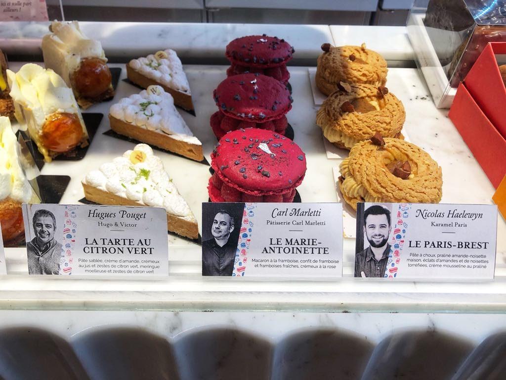 Paryż_5_Fou Patisserie_ciastka