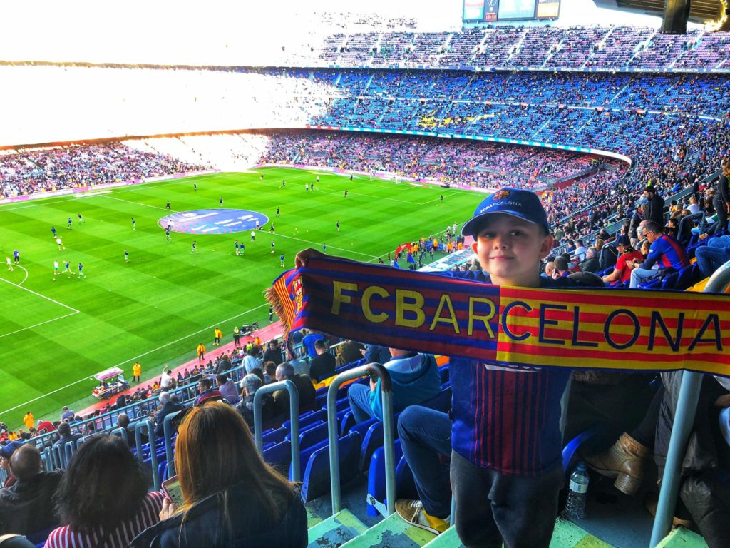 mecz-fc-barcelona-camp-nou