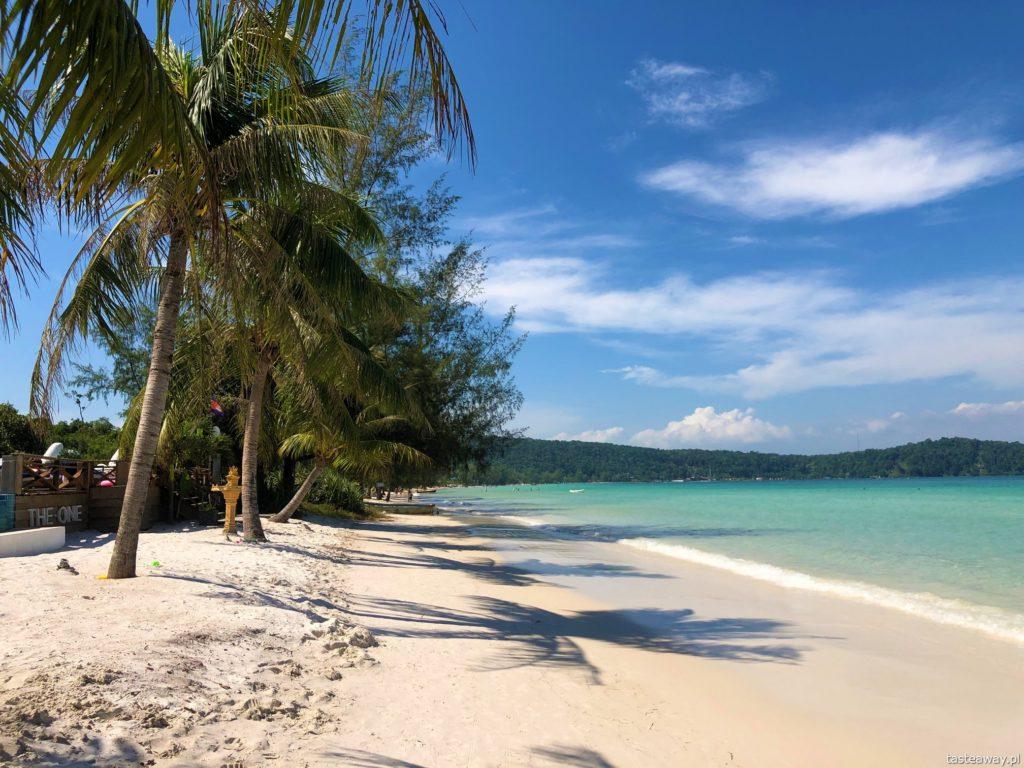Koh Rong Samloem, The One, Lazy Beach, Saracen Bay Beach, Kambodża