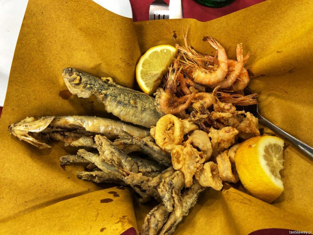 pescheria di napoli-fritto misto